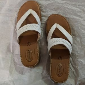 Dr Scholl's Susie Leather Sandals